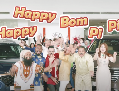 Hyundai Malaysia CNY 2020 Brand Video – Happy Happy Bom Pi Pi