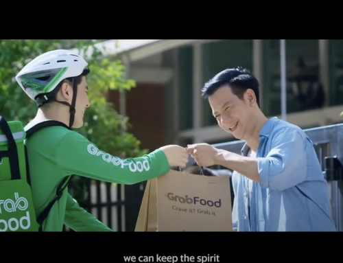 Grab Singapore – #Delivering1965