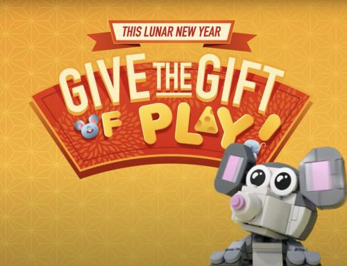 Lego Lunar New Year (Rat)